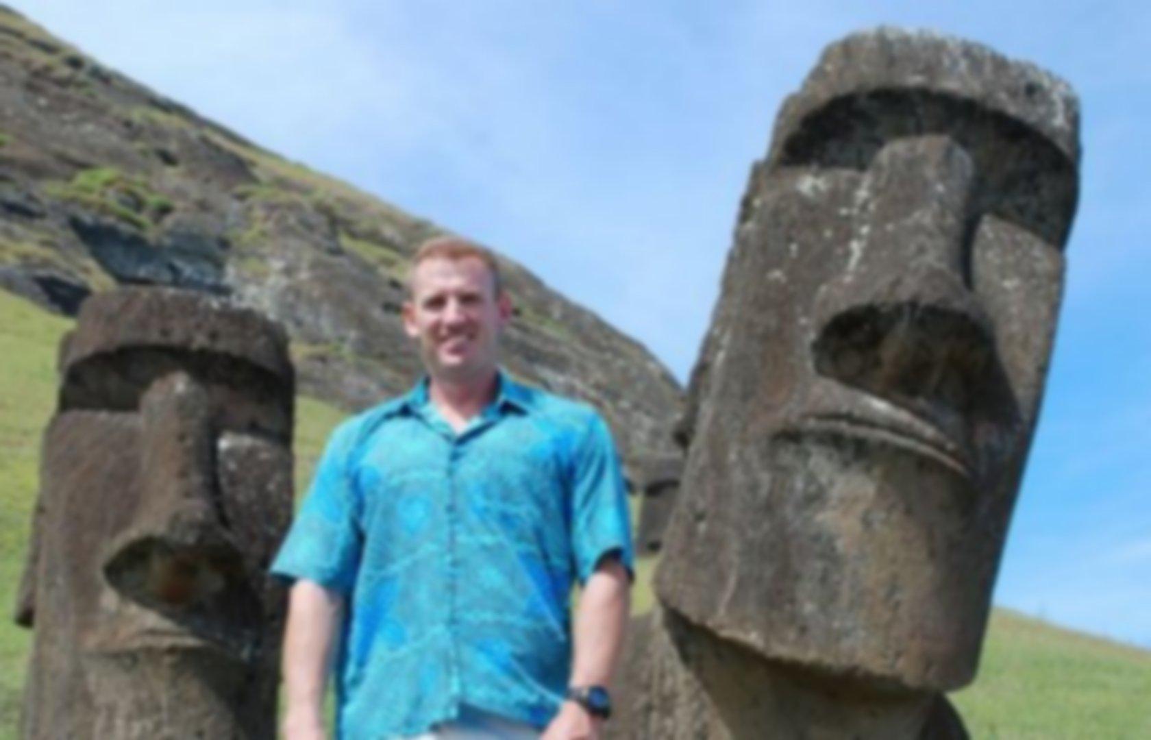 Easter Island Spirit - cover