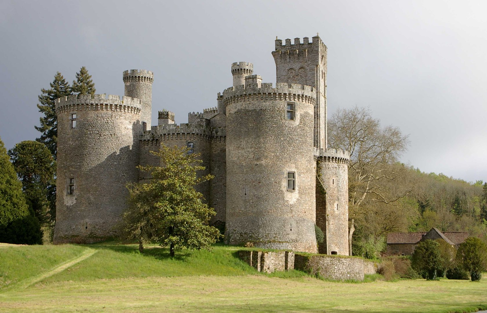Chateaux Forts - Histoire Moyen Age | Pearltrees