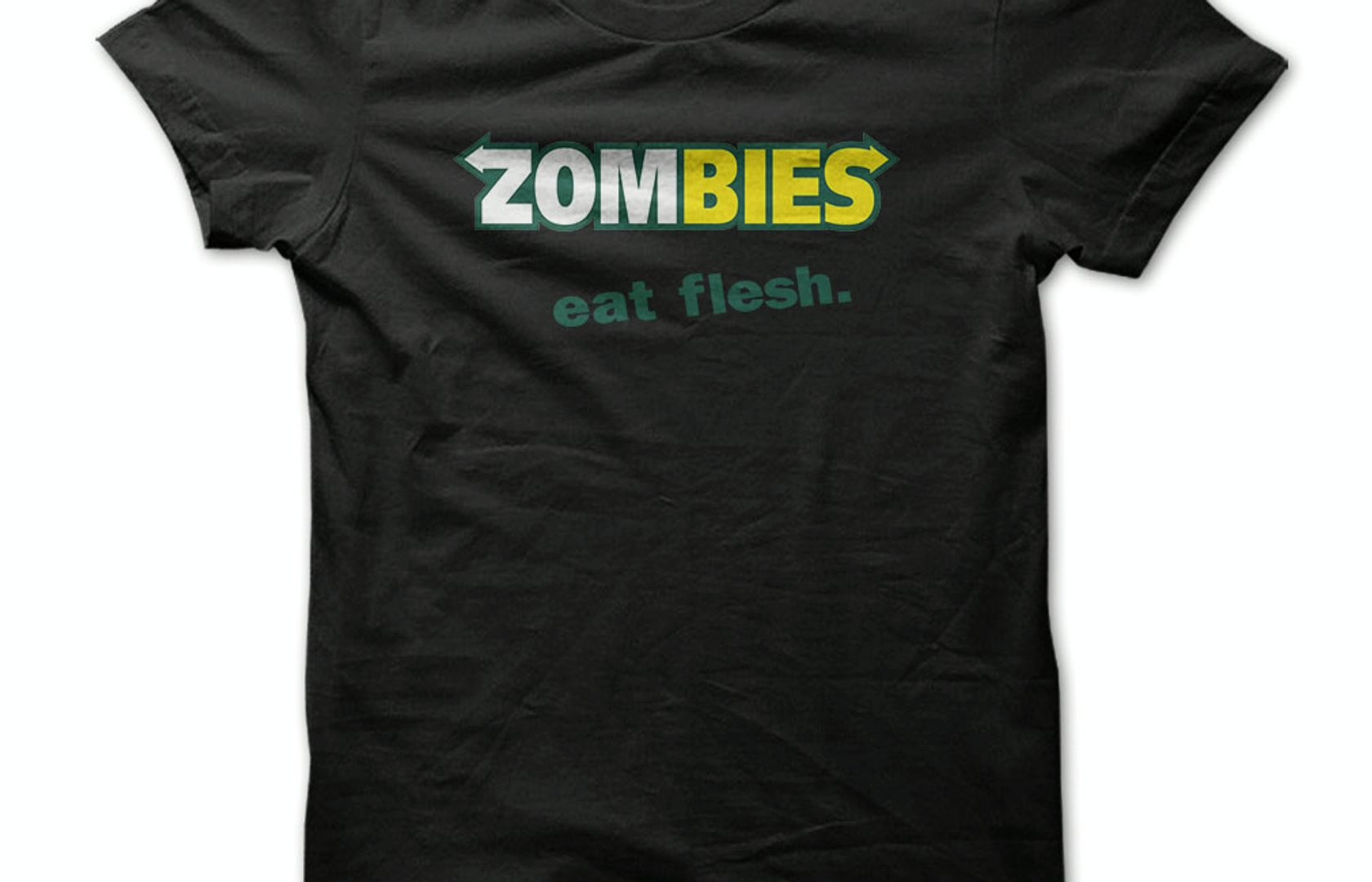 cool zombie apocalypse t-shirts