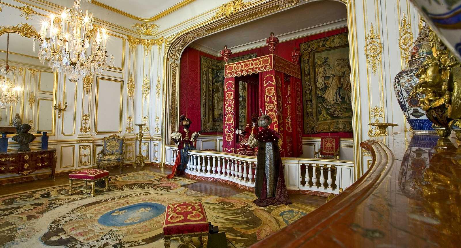 3 france touraine chateau de chambord chambre de louis for Chambre de france