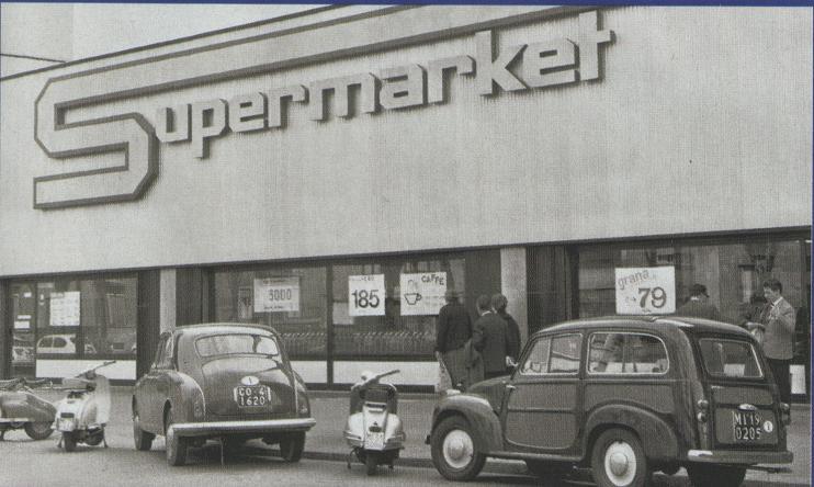 L 39 arrivo del supermarket pearltrees for Supermercati esselunga in italia