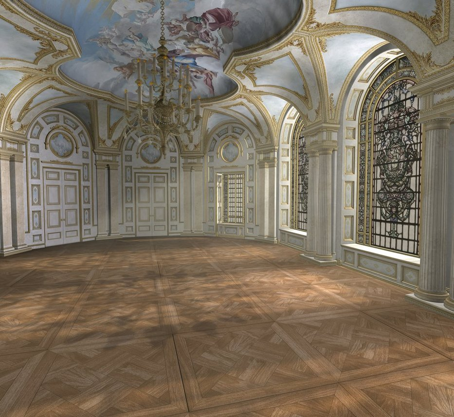 Baroque Ballroom Daytime By Indigodeep Pearltrees