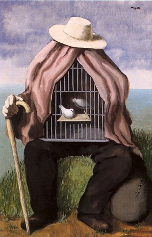 Cage Magritte Pearltrees