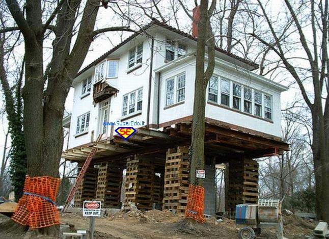 Casa fondamenta pearltrees for Case in legno senza fondamenta