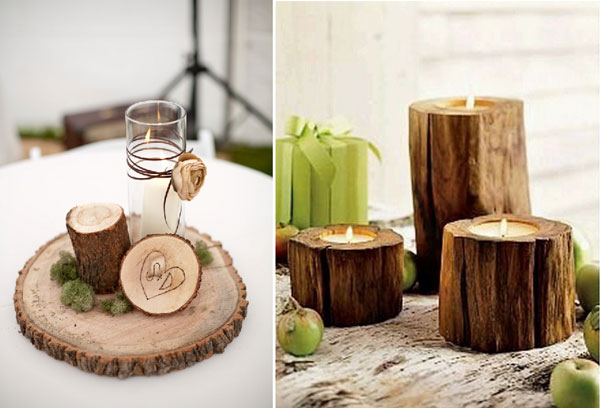 Centre de table a faire soi meme bois pearltrees - Set de table pour noel a faire soi meme ...