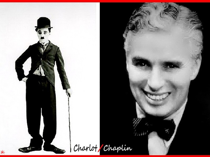 Charlot/chaplin | Pear...