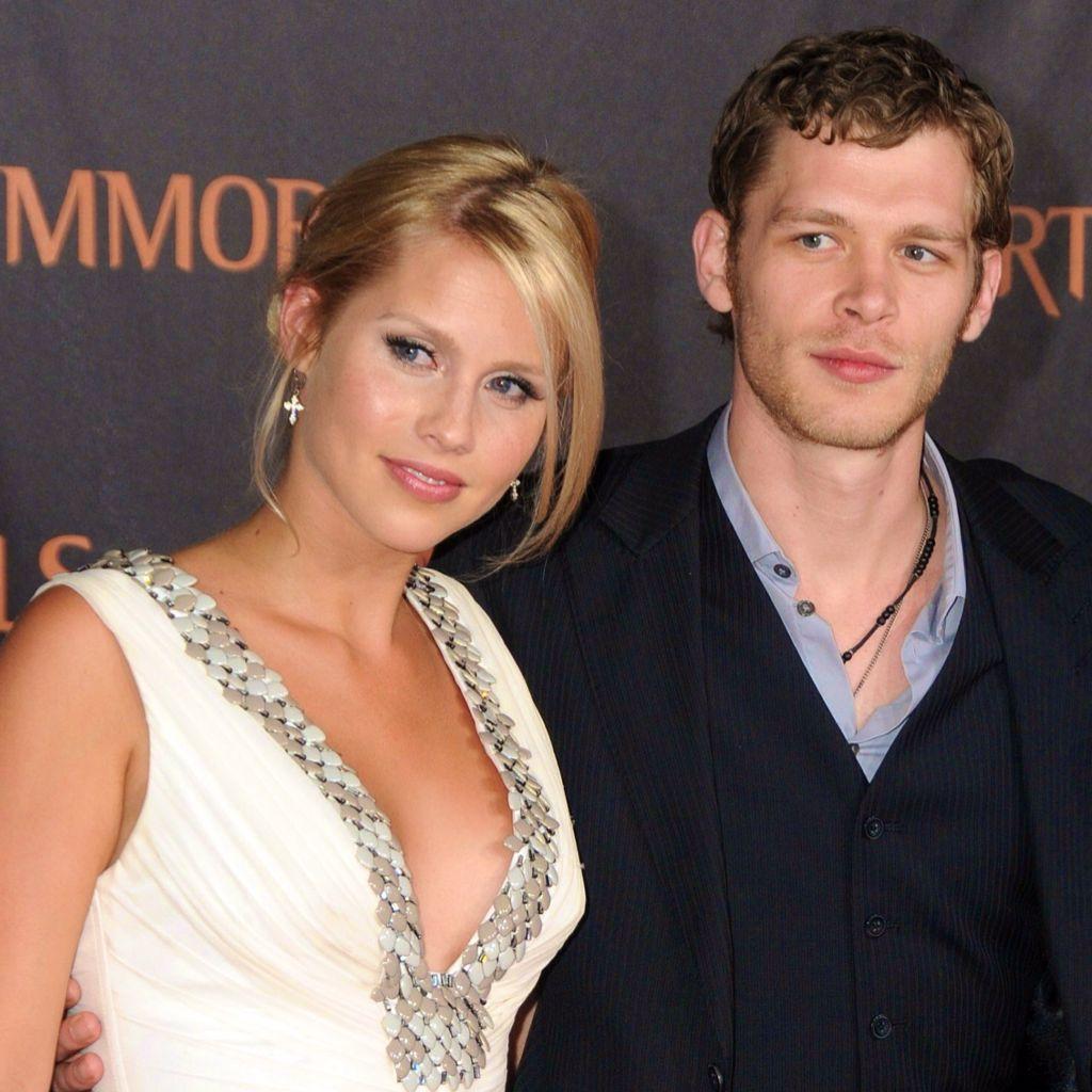 Claire Holt couple