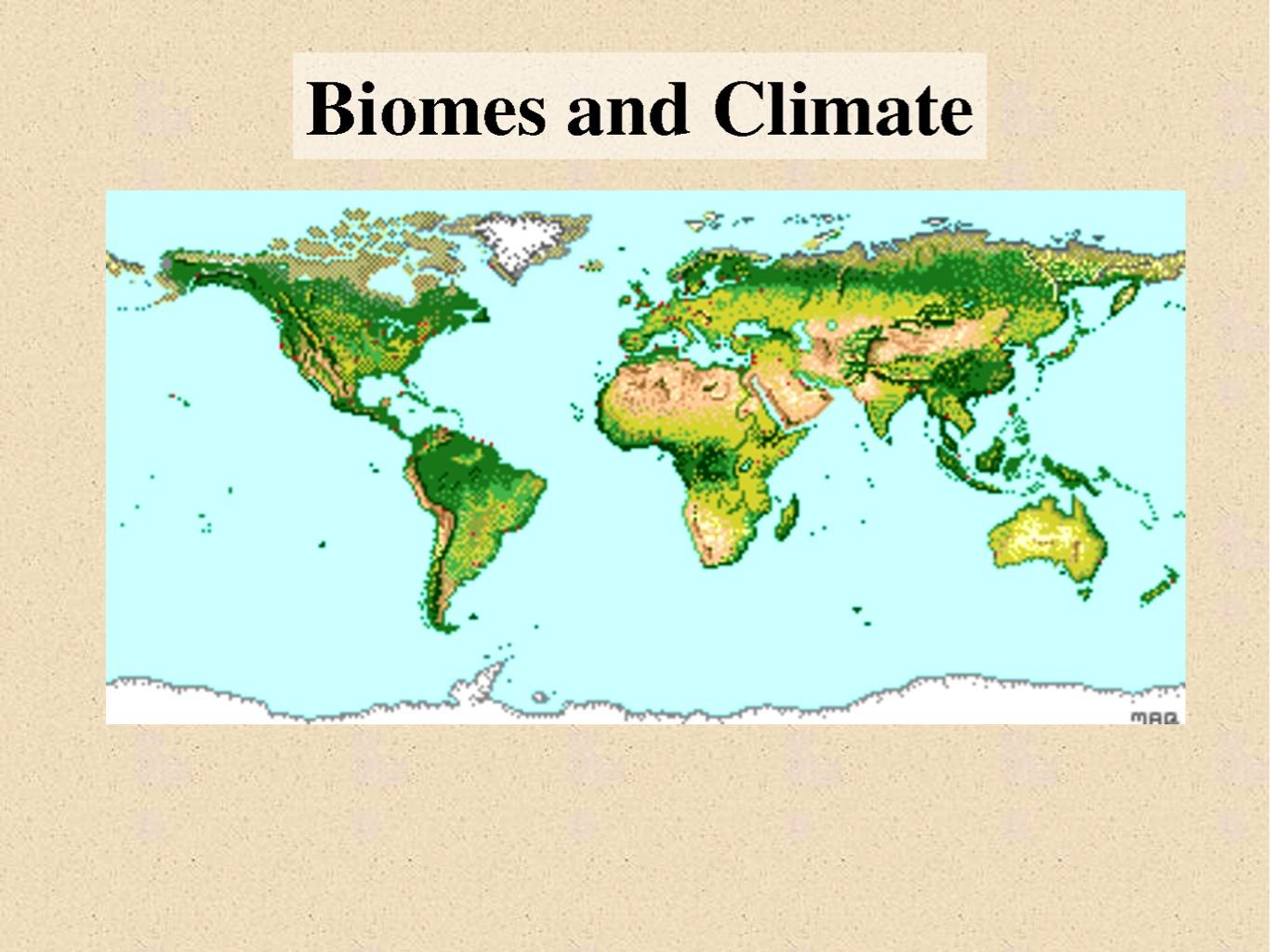 freshwater biome locations around world