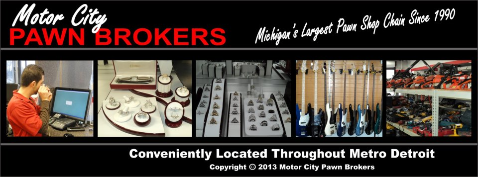 Detroit Pawn Motor City Pawn Brokers 313 371 8201