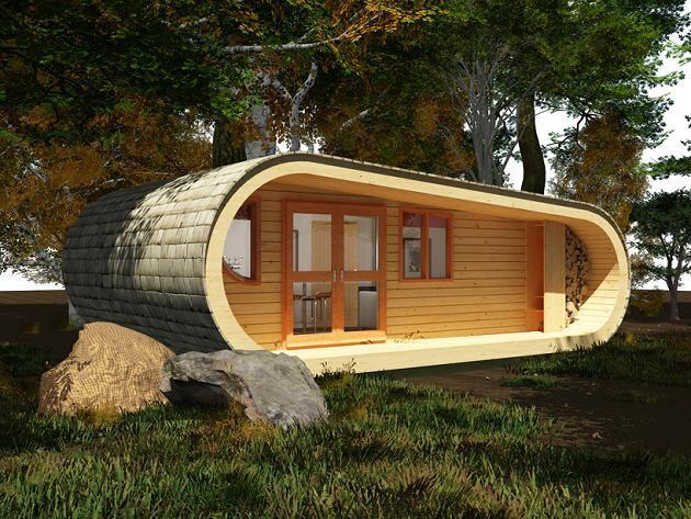 Stunning Chalet Moderne En Kit Ideas - ansomone.us - ansomone.us