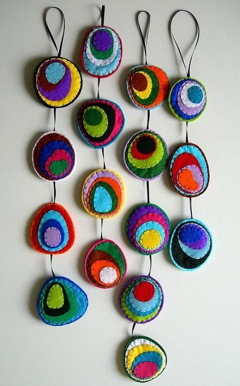 Felt Craft Ideas Projects