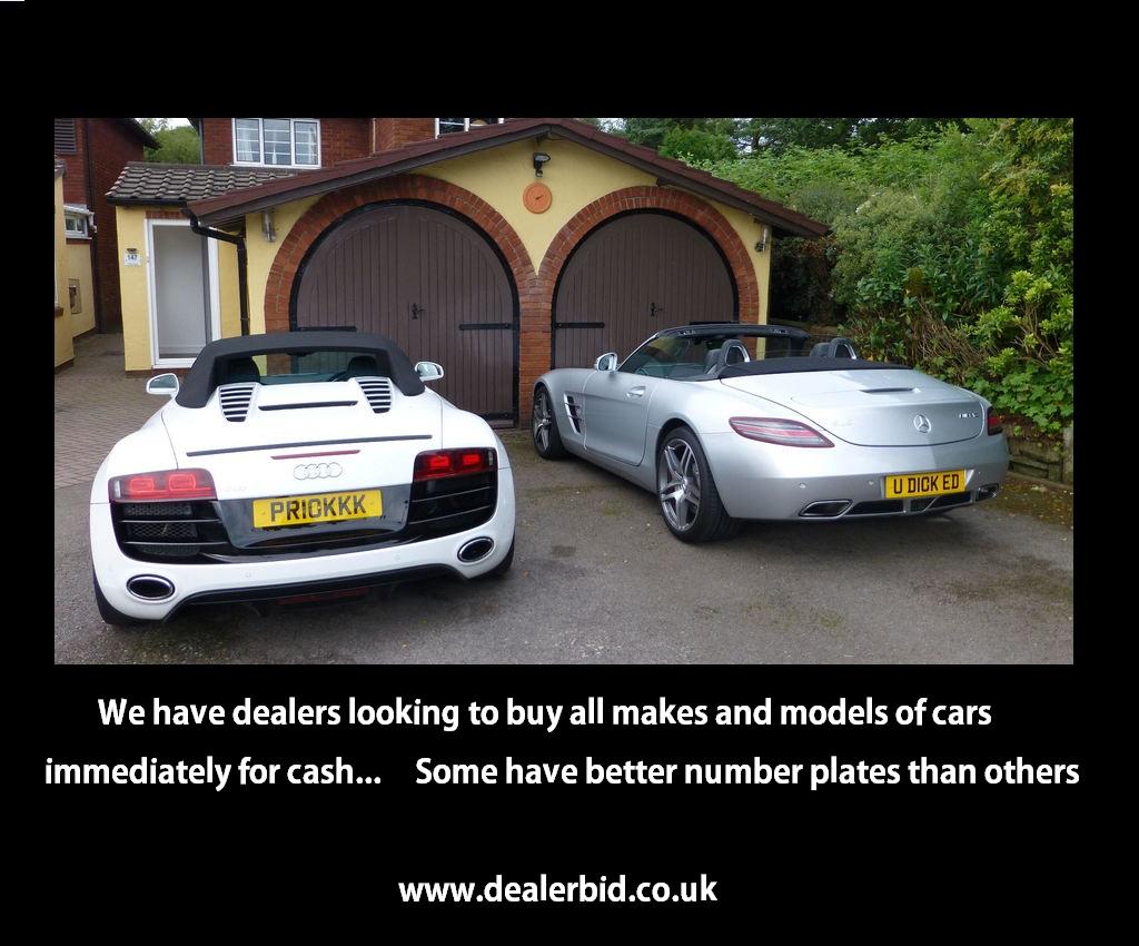 Custom Car Plates Uk