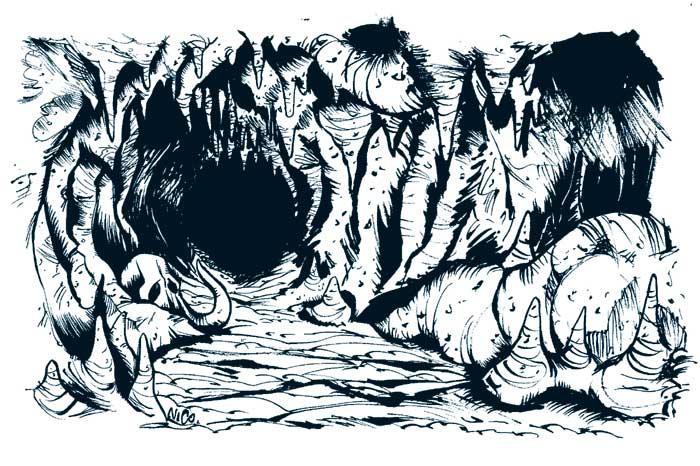 [ Mandat - Terminé ] Trop beau pour des Spriggans Grotte-58191333