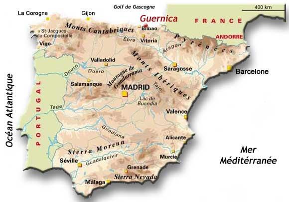 Carte De Guernica | tonaartsenfotografie