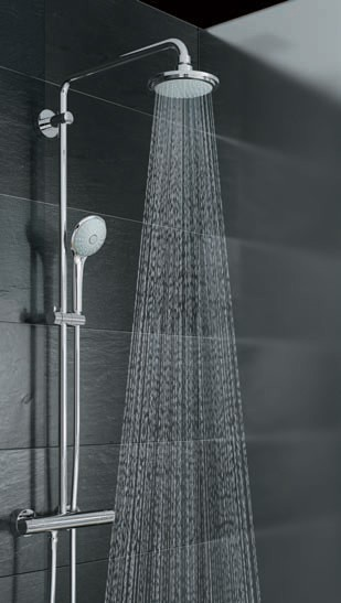 Colonne De Douche Hansgrohe Showerpipe Croma 160.Hansgrohe Croma 160 Pearltrees