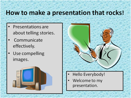 how can i make my presentation interesting