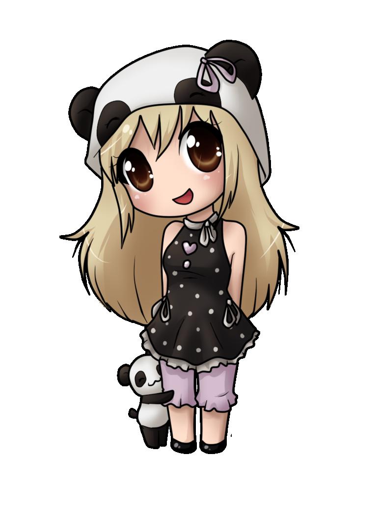 Animal Mignon Panda Kawaii Dessin Facile