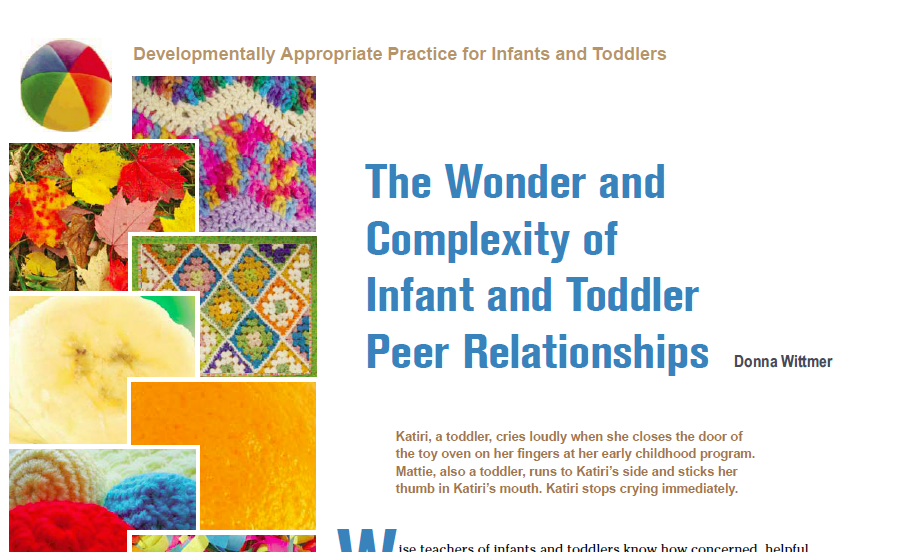 developmentally appropriate practice essay Developmentally appropriate practice, often shortened to dap, is an approach to teaching grounded in the research on how young children develop and learn and in what is known about effective early education.