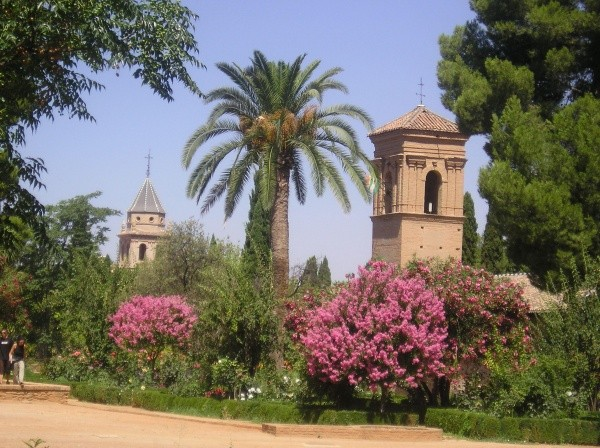 Jardin de l 39 alhambra pearltrees - Vive le jardin les herbiers ...