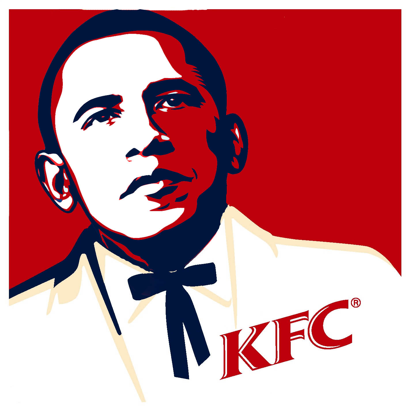 """KFC says """"Chicken, Chicken, Chicken."""" The real history of the KFC name change."""