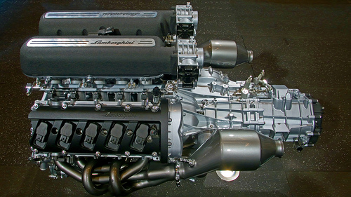 Lambo V10 Engine Pearltrees
