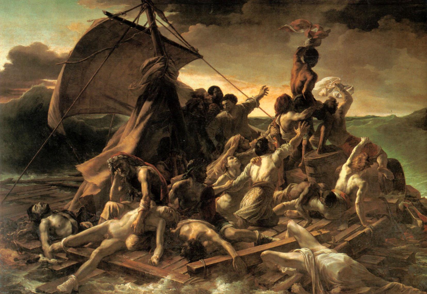 Результат Изображение для «Плот Медузы«»(фр. Le Radeau-де-ла Meduse)