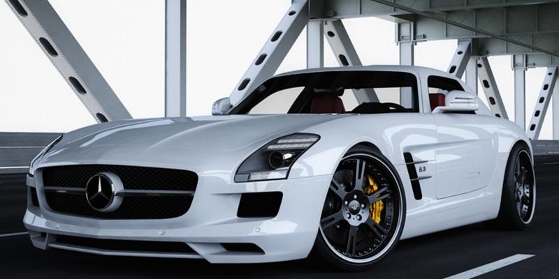 Mercedes-sls-amg | Pearltrees