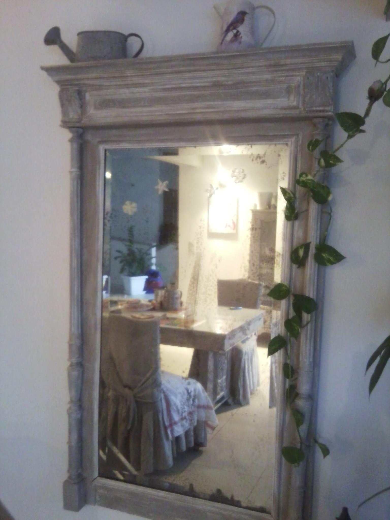 miroir trumeau patin pearltrees. Black Bedroom Furniture Sets. Home Design Ideas