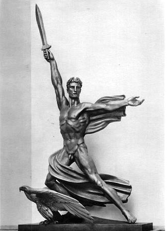 La vie et l��uvre des statues : une micro-histoire