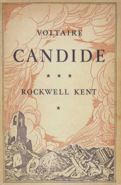 a writing techniques in candide by voltaire