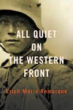 all quiet on the western front by erich maria remarque. essay Starting an essay on erich maria remarque's all quiet on the western front organize your thoughts and more at our handy-dandy shmoop writing lab.