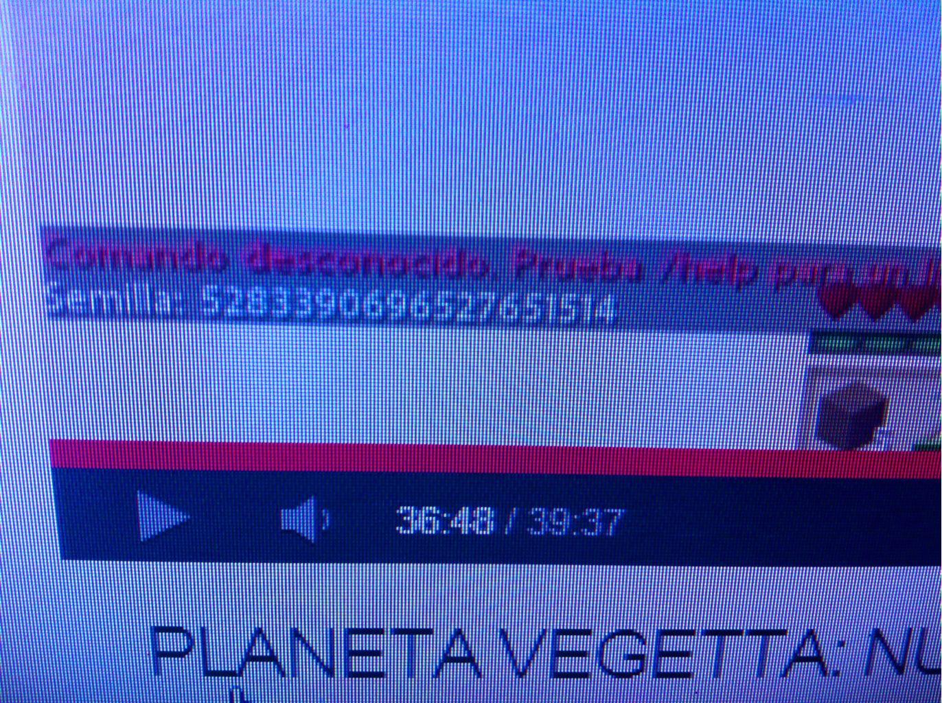 Minecraft planeta 3