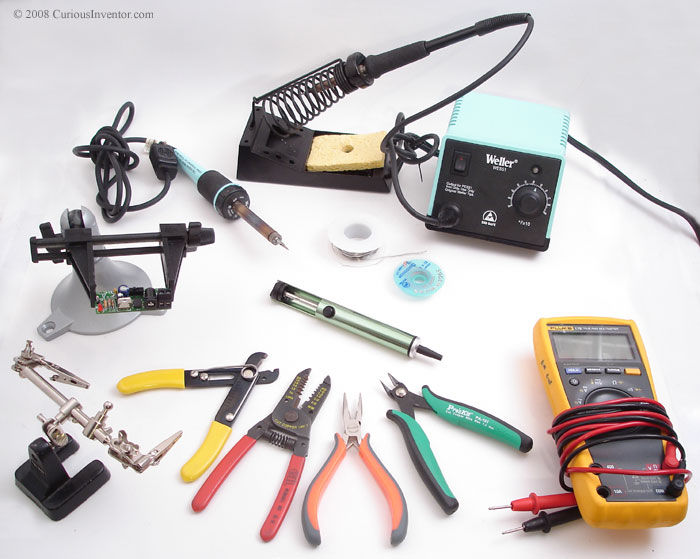 Electronic Instruments And Tools : Soldering tools pearltrees