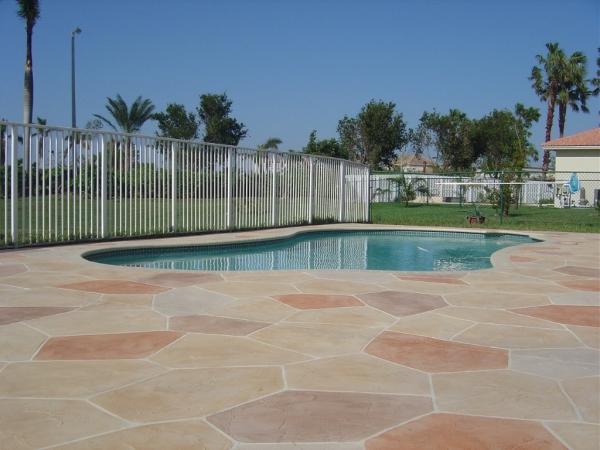 Stamp Concrete Miami Deco Concrete Inc 305 828 5158