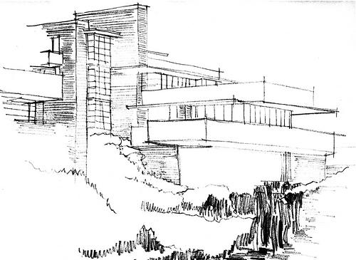 Studio masson le drean marie la maison de la cascade frank for Maison de la cascade