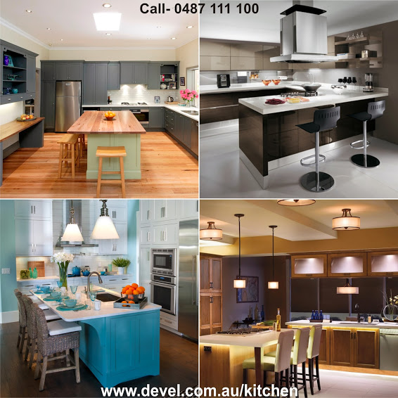 Stylish and modern kitchen designs develsee more designs for Kitchen designs and more