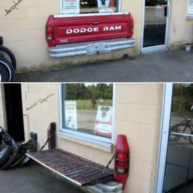 Redneck Outdoor Furniture