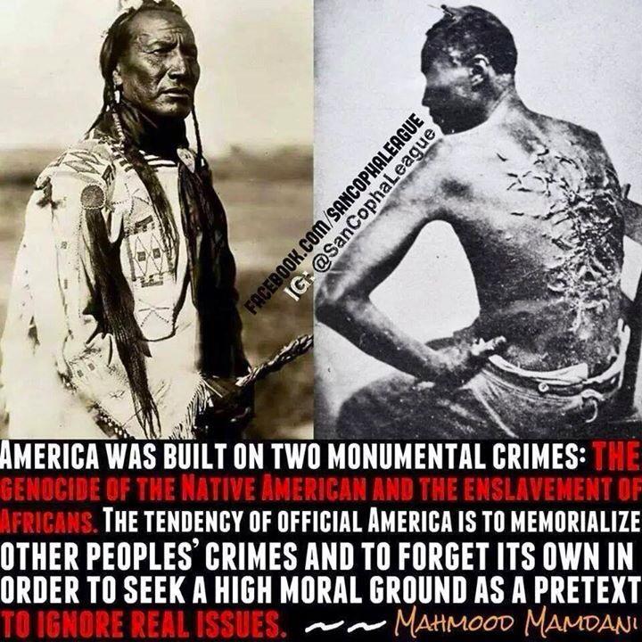 native american discrimination