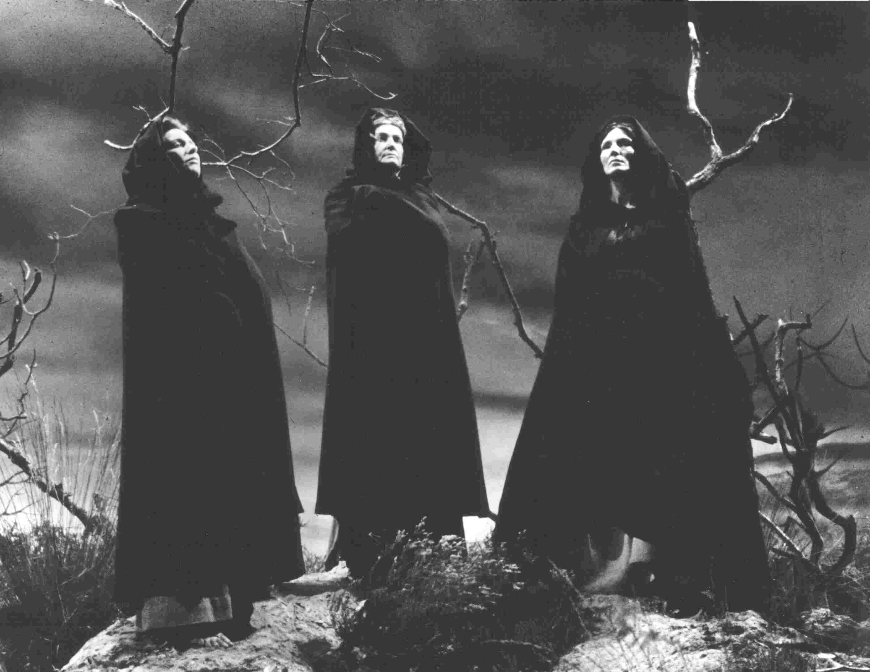 Three Weird Sisters Macbeth 6