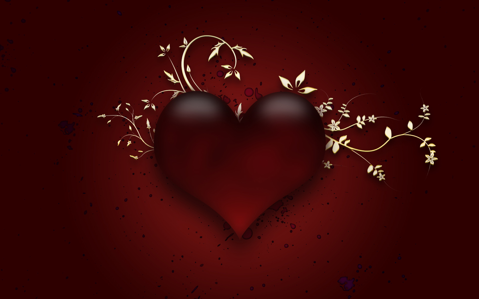 Photo collection Red Heart Love Hd